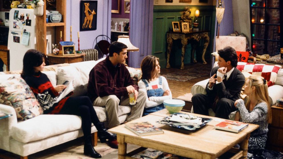 Ikea Shows You How To Replicate Famous Rooms From Friends The