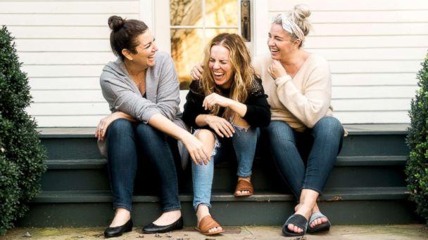 women as friends
