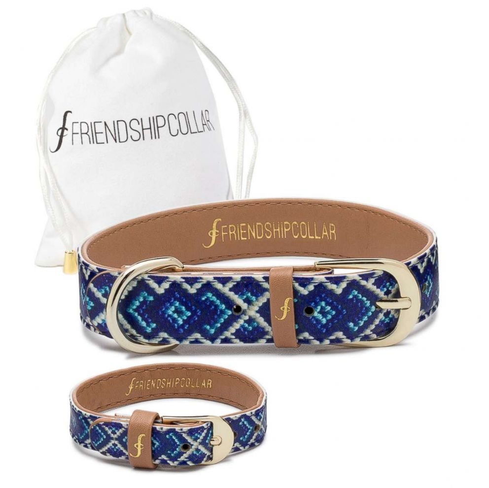 PHOTO: FriendshipCollar products are pictured here.