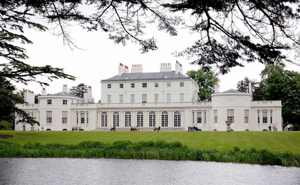 PHOTO: A general view of Frogmore House in Home Park, Windsor Castle, May 17, 2006, in Windsor, England.