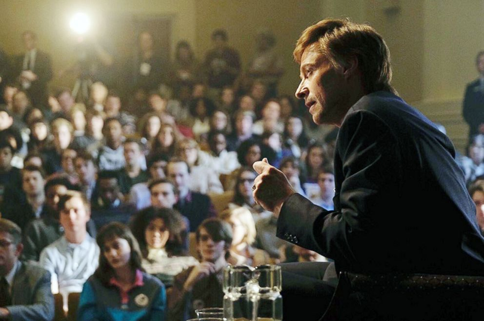 PHOTO: A scene from The Front Runner.