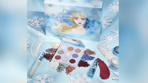 ColourPop releases 'Frozen 2' makeup collection