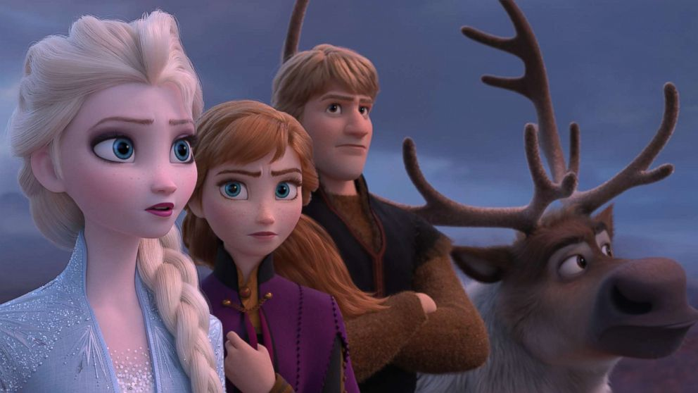 "A scene from ""Frozen 2."""