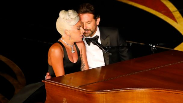 Lady Gaga responds to Bradley Cooper Oscars chemistry: 'That's what we wanted you to see'