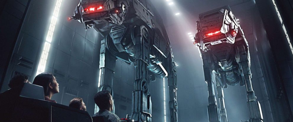 PHOTO: Disney guests will traverse the corridors of a Star Destroyer and join an epic battle between the First Order and the Resistance when Star Wars: Rise of the Resistance opens, Dec. 5, 2019, at Walt Disney World Resort in Florida.
