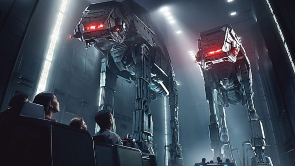 Opening dates for 'Star Wars': Rise of the Resistance ride at Galaxy's Edge announced