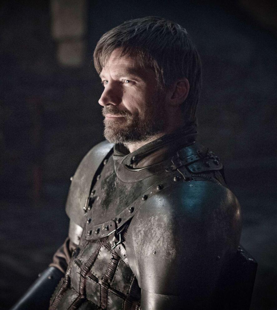 "Nikolaj Coster-Waldau in a scene from ""Game of Thrones."""