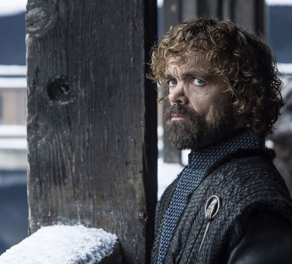 PHOTO: Peter Dinklage in a scene from Game of Thrones.
