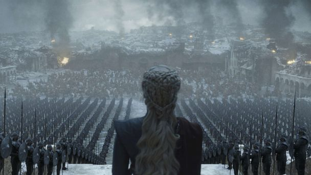'Game of Thrones' finale recap: What happened in 'The Iron Throne'