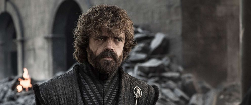 """PHOTO: Peter Dinklage appears on the season finale of """"Game of Thrones."""""""