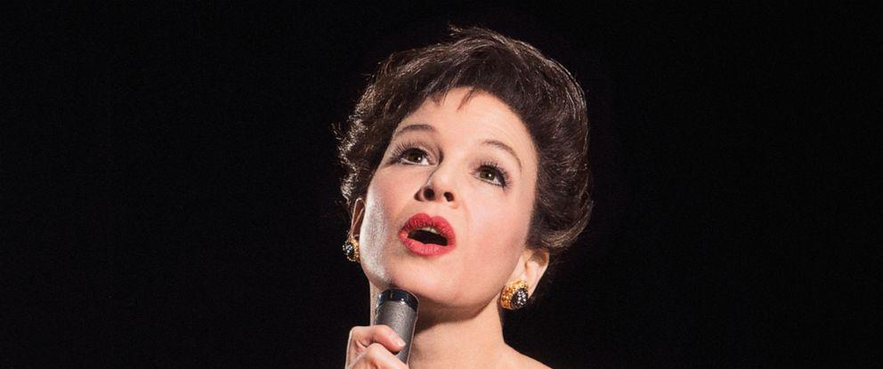 "PHOTO: Renee Zellweger as Judy Garland in the upcoming film ""JUDY."""