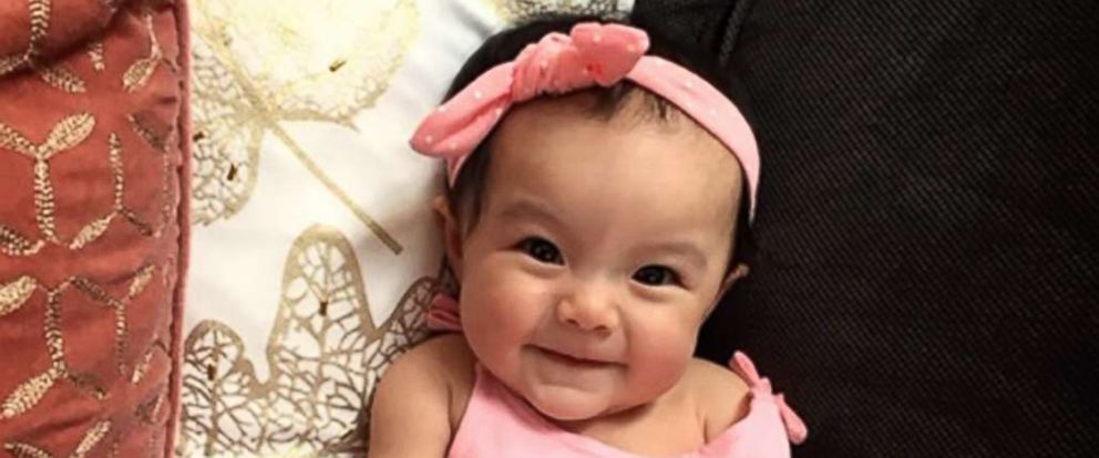 PHOTO: One-year-old Kairi Yang from Hickory, N.C., is the new Gerber Spokesbaby. Yang is the winner of this ninth annual photo search and will receive $50,000 for being the face of Gerber for the year.
