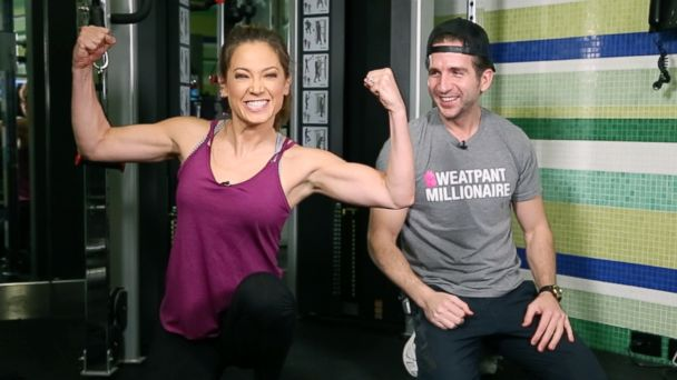'GMA' January Challenge: Ginger Zee shares what happened after a month of strength training