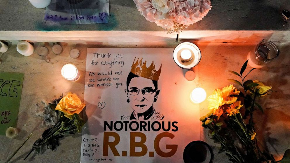 The Notorious RBG: Ruth Bader Ginsburg's legacy as a feminist and pop culture icon