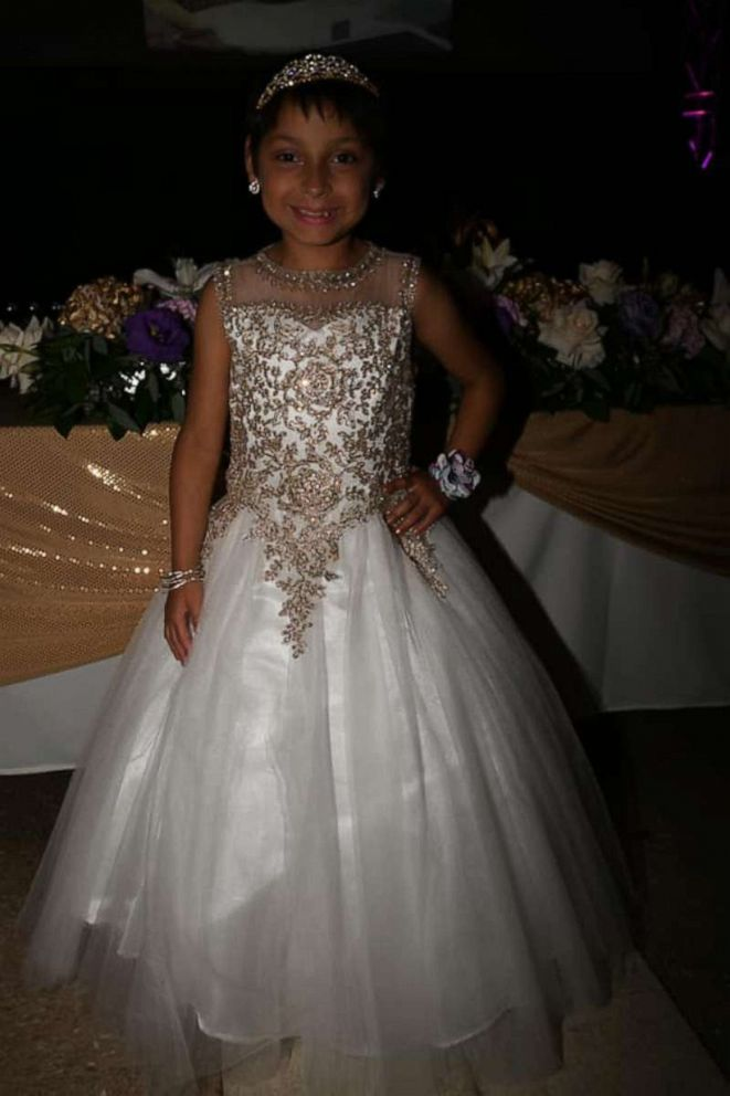 PHOTO: Zoe Figueroa was diagnosed with stage 4 neuroblastoma in 2018.