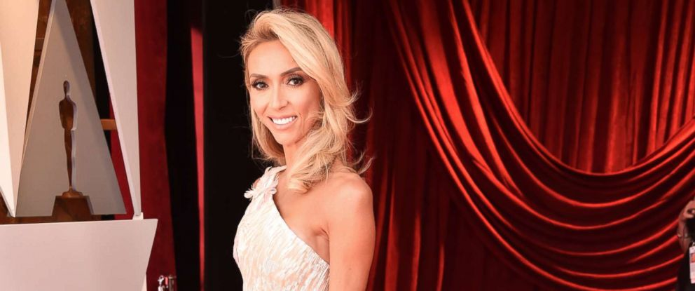 PHOTO: Giuliana Rancic attends the 90th Annual Academy Awards in Hollywood, Calif., March 4, 2018.