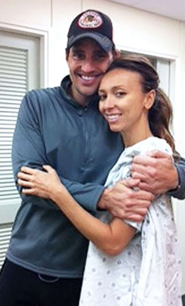 PHOTO: Giuliana Rancic is pictured in this undated photo with her husband Bill Rancic.