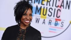 PHOTO: Gladys Knight arrives at the American Music Awards, Oct. 9, 2018, at the Microsoft Theater in Los Angeles.