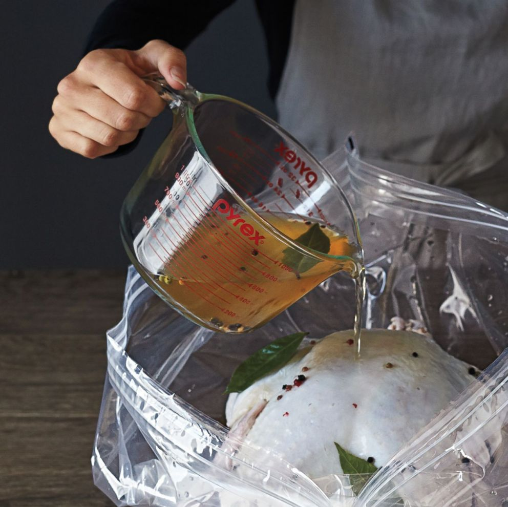 PHOTO: Pyrex glass measuring cups from Sur La Table.