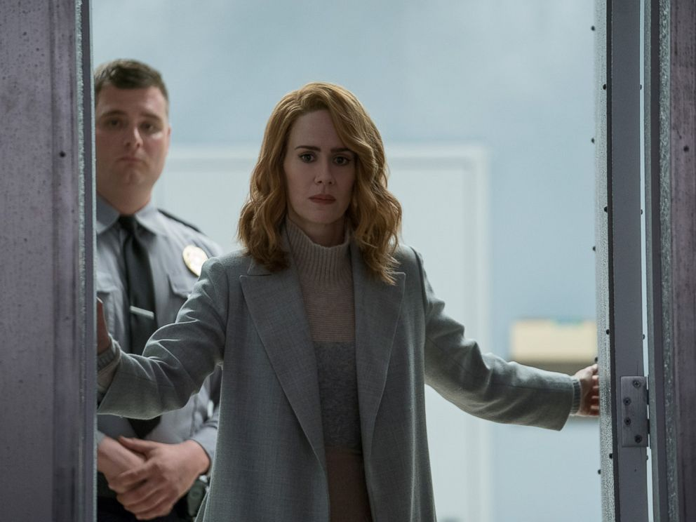 PHOTO: Sarah Paulson in a scene from Glass.