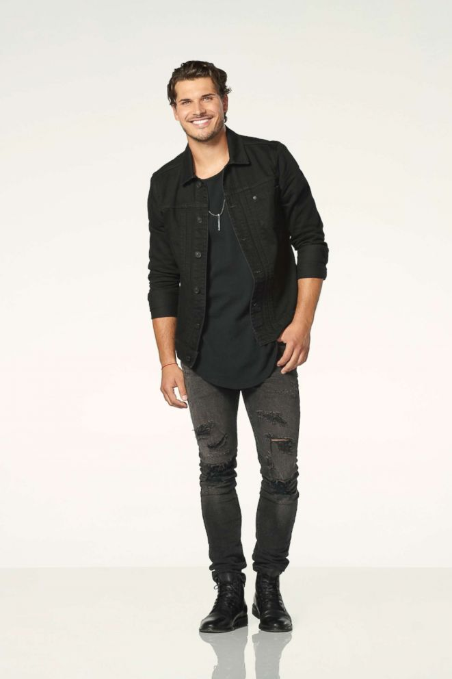 PHOTO: Gleb Savchenko from Dancing with the Stars: Juniors is pictured.