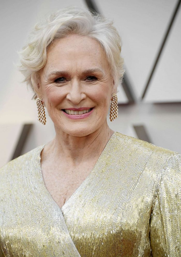 PHOTO: Glenn Close attends the 91st Annual Academy Awards at Hollywood and Highland on February 24, 2019 in Hollywood, Calif.