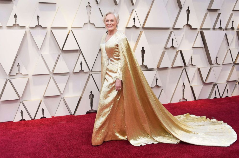 Glenn Close attends the 91st Annual Academy Awards, Feb. 24, 2019 in Hollywood, Calif.