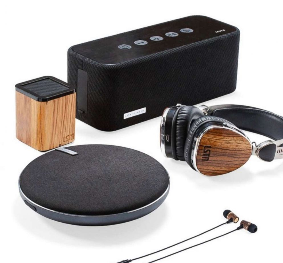 PHOTO: LSTN Sound Co.: Speakers, Earbuds & Headphones