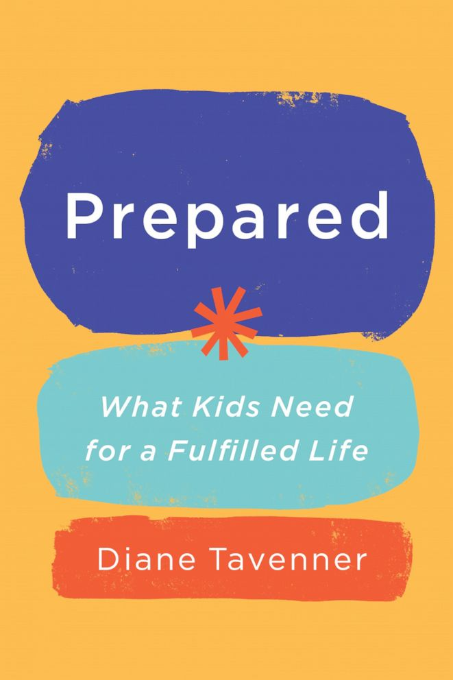 PHOTO: Prepared: What Kids Need for a Fulfilled Life by Diane Tavenner