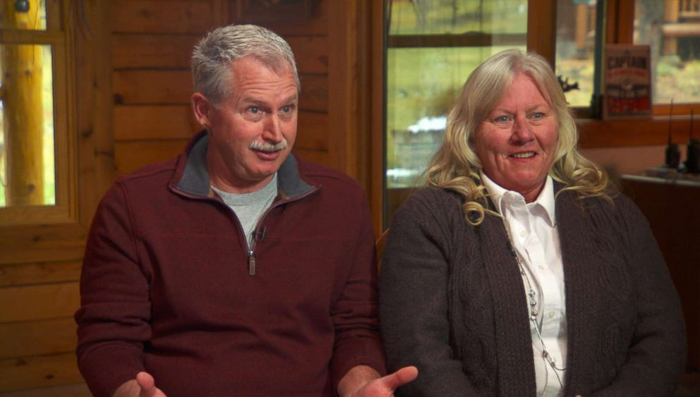PHOTO: Mary and Scott Shaffer are Mitch Yurkovichs biological parents.