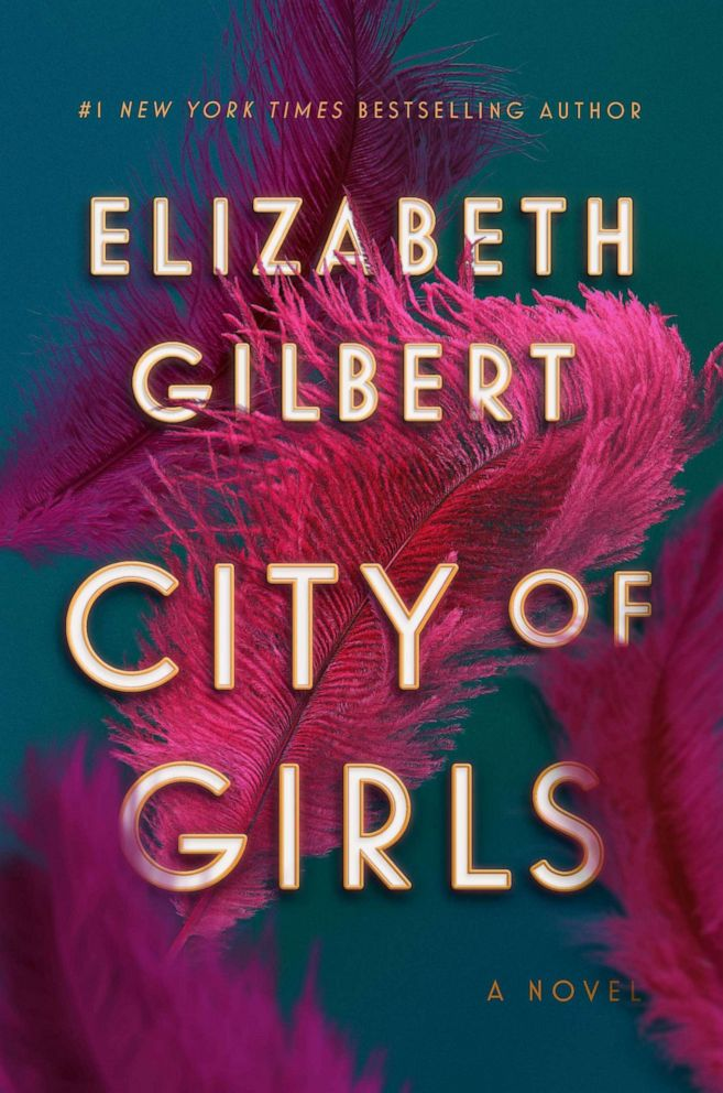 PHOTO: Elizabeth Gilbert City of Girls