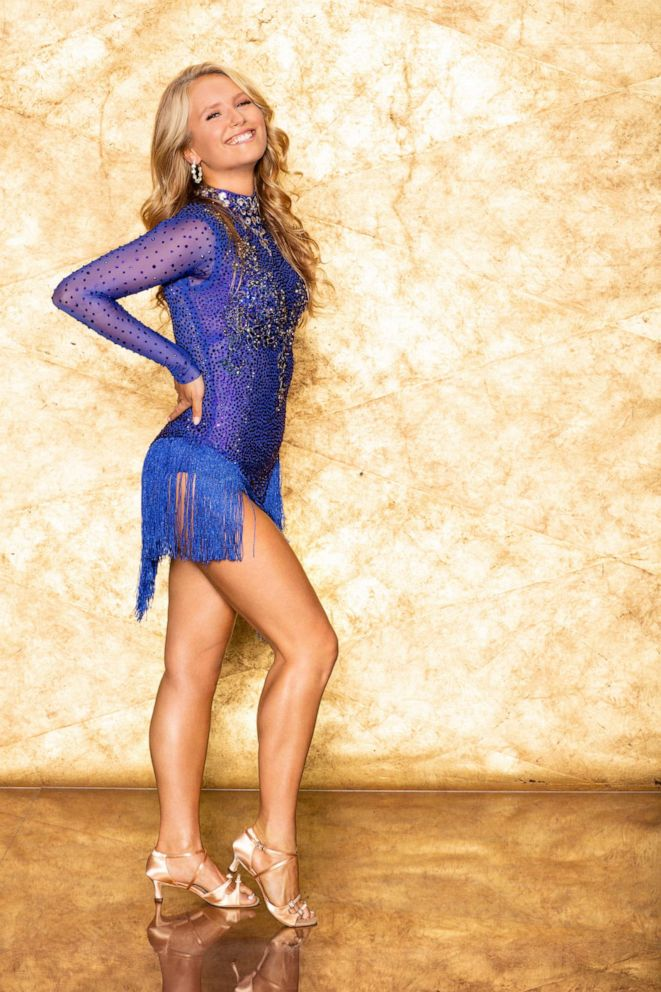 PHOTO: Christie Brinkleys 21-year-old daughter, Sailor Brinkley-Cook, a Sports Illustrated model, is taking her mother's spot on Dancing With the Stars.