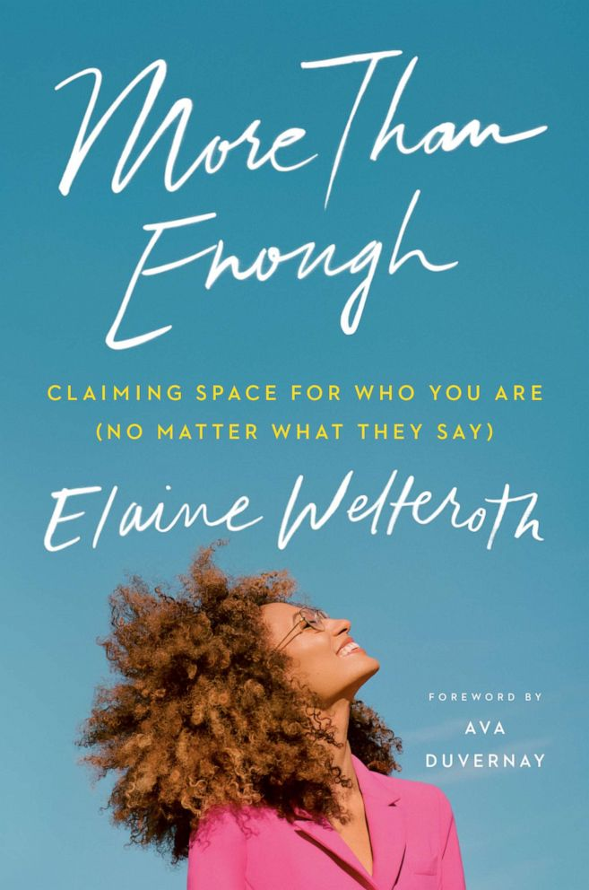 PHOTO: Elaine Welteroth More Than Enough