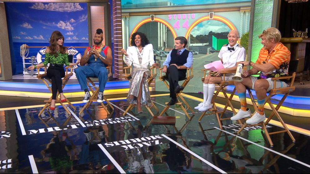 Gma Halloween Costumes 2020 GMA' anchors celebrate Halloween with 80s themed costumes | GMA