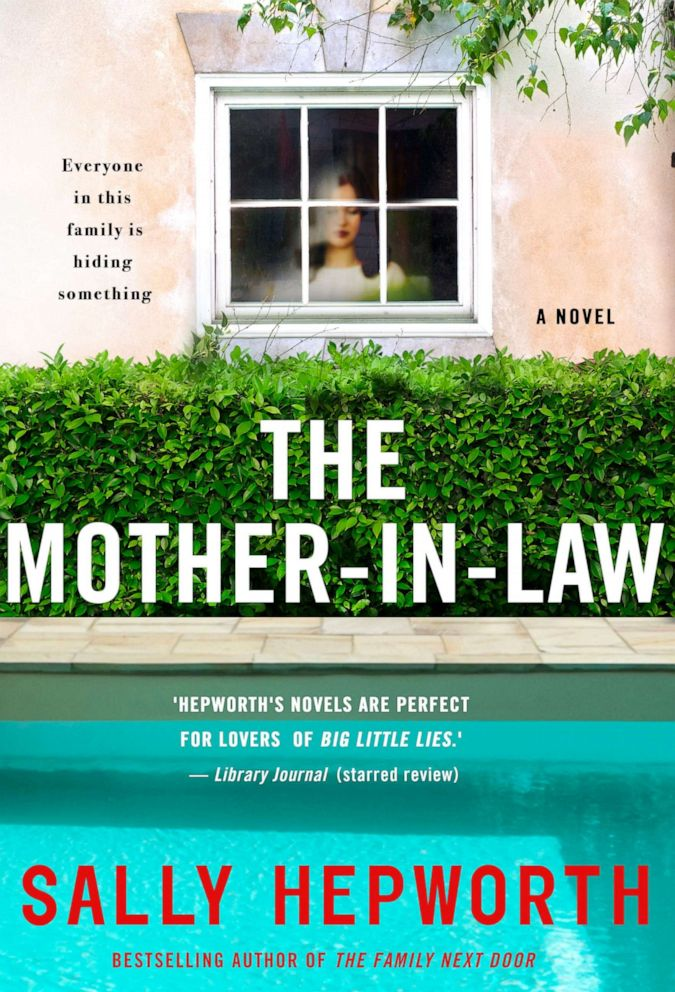 PHOTO: Sally Hepworth Mother in Law novel