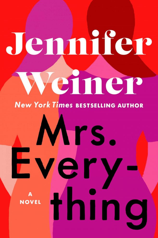 PHOTO: Jennifer Weiner Mrs. Everything