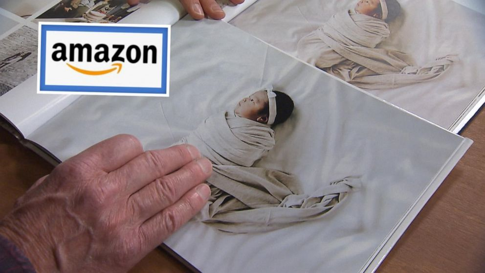 Sheila Madrigal ordered a photo book from Amazon.