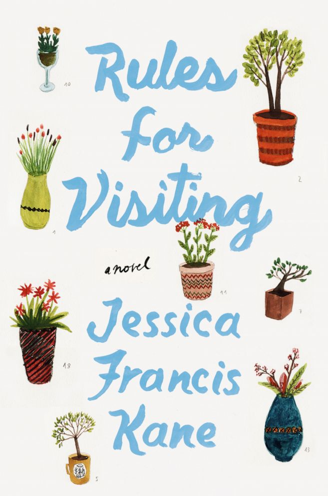 PHOTO: Jessica Francis Kane Rules for Visiting