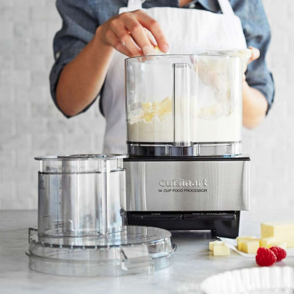 PHOTO: Cuisinart 14-cup food processor from Sur La Table.