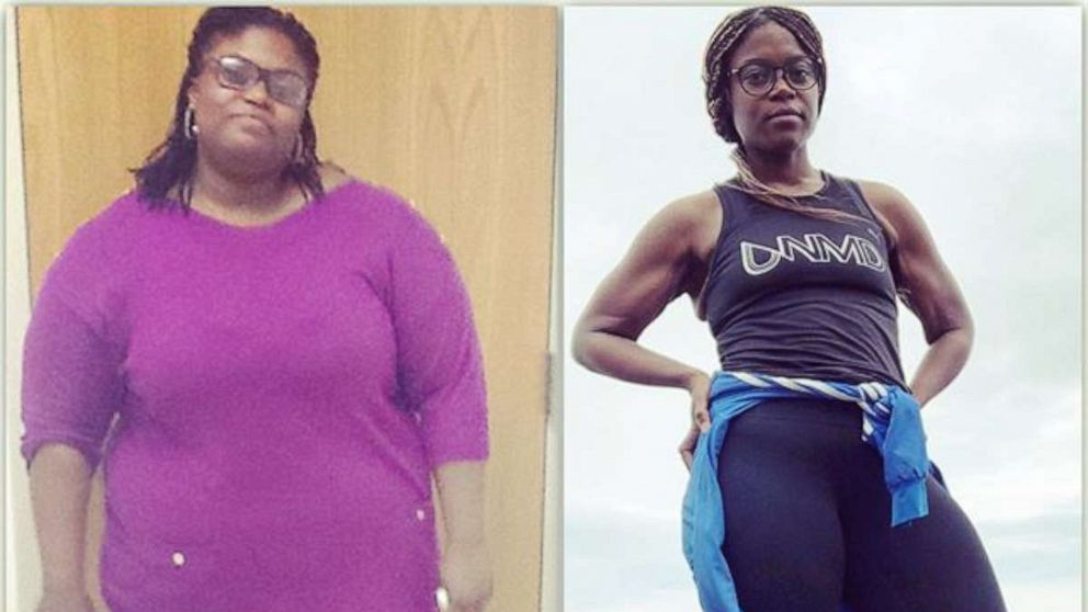 How this woman went from 350 pounds to 4-time marathoner