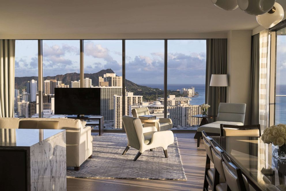 PHOTO: Ritz-Carlton Residences Waikiki Beach Honolulu