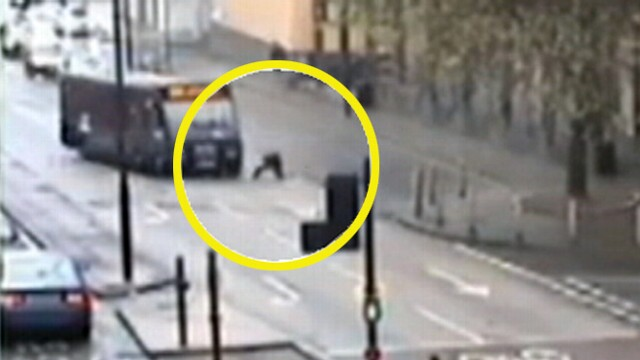 VIDEO: Bus driver in England faces 17 months in jail for alleged reckless driving.