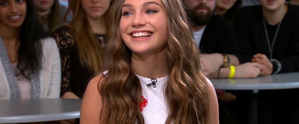 VIDEO: Teen dance prodigy Maddie Ziegler discusses her memoir live on GMA