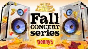 GMA Fall Concert Series