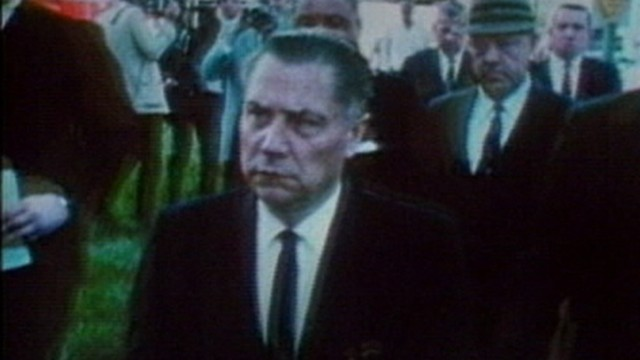 VIDEO: Police in suburban Detroit have received a tip that Hoffa is buried under a driveway.