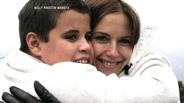 Kelly Preston Ties Son's Autism to Chemicals