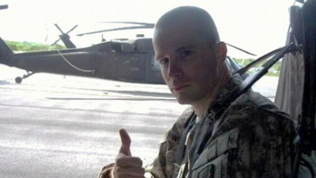 VIDEO: Sgt. Dennis Weichel Jr. was hit by a truck while trying to protect the Afghan girl.