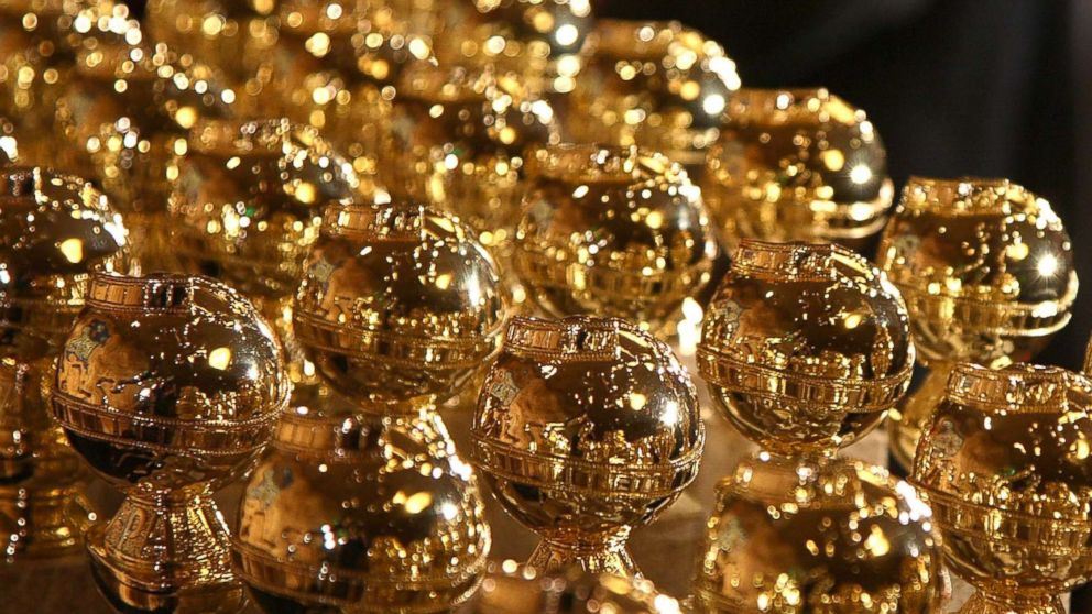 Golden Globe statuettes are on display during an unveiling by the Hollywood Foreign Press Association at the Beverly Hilton Hotel, Jan. 6, 2009 in Beverly Hills, Calif.