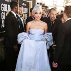 Lady Gaga attends the 76th annual Golden Globe awards at the Beverly Hilton Hotel, Jan. 6, 2019 in Beverly Hills, Calif.