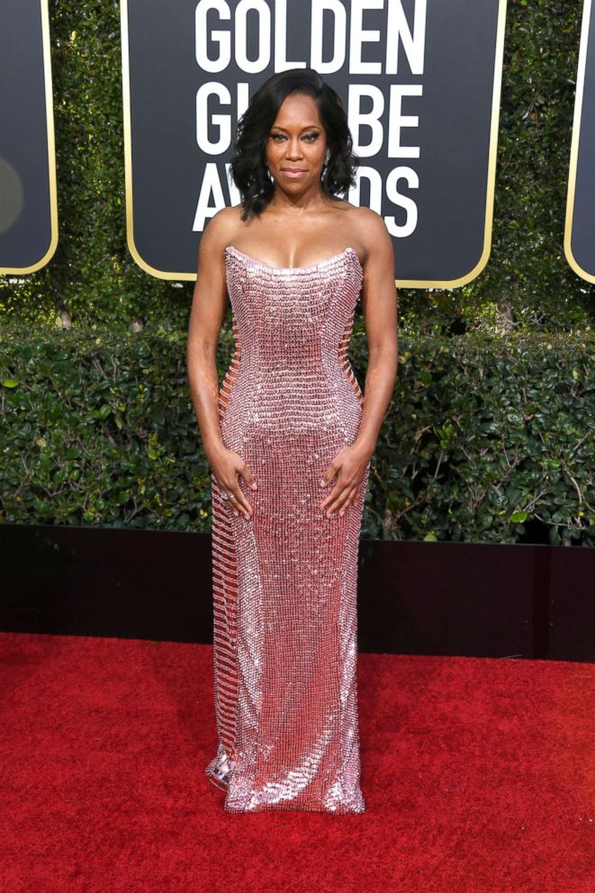 PHOTO: Regina King attends the 76th annual Golden Globe awards at the Beverly Hilton Hotel, Jan. 6, 2019 in Beverly Hills, Calif.